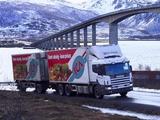 Scania R124L 400 6x2 1995–2004 images