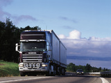 Scania R164L 480 6x4 Topline 1995–2004 images