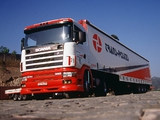Scania R124G 360 4x2 1995–2004 images