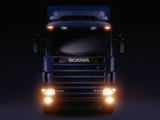 Scania R164G 580 6x4 1995–2004 images