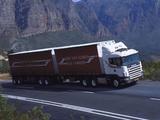 Scania R144G 460 6x4 ZA-spec 1995–2004 photos