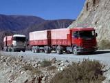 Scania R124G 360 4x2 1995–2004 photos