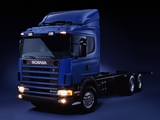 Scania R164G 580 6x4 1995–2004 photos