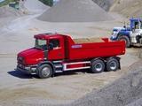 Scania T114G 340 6x4 Tipper 1995–2004 photos