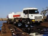 Scania T114G 320 4x2 Tanker 1995–2004 photos