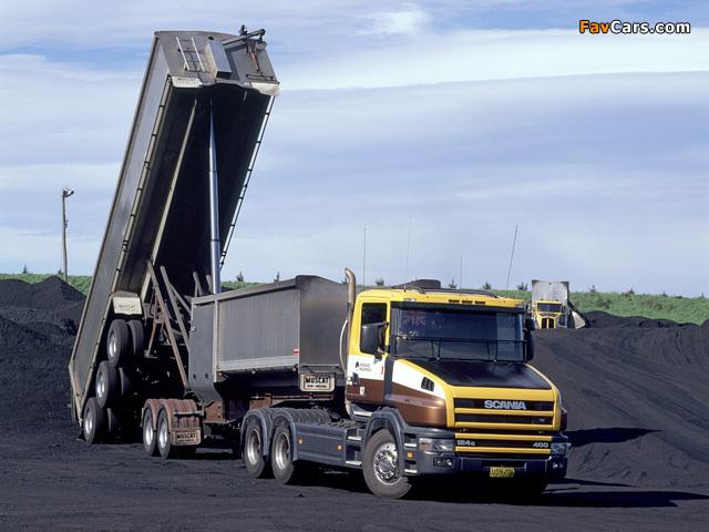 Scania T124G 400 6x4 AU-spec 1995–2004 photos (640 x 480)