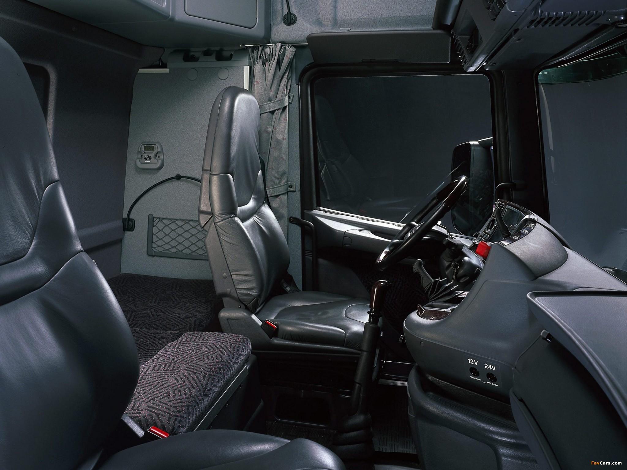 Scania T164L 580 4x2 Highline 1995–2004 photos (2048 x 1536)