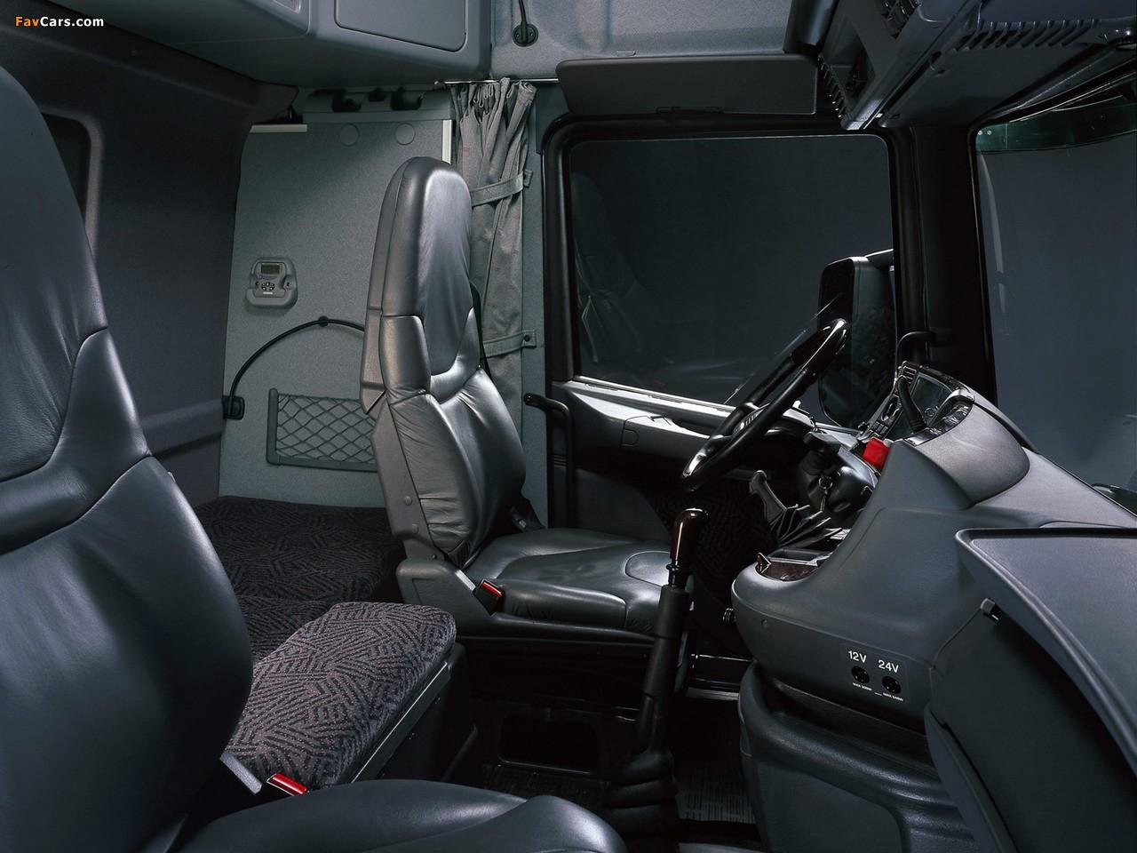 Scania T164L 580 4x2 Highline 1995–2004 photos (1280 x 960)