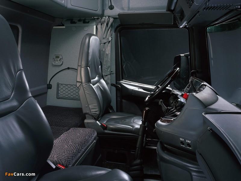 Scania T164L 580 4x2 Highline 1995–2004 photos (800 x 600)