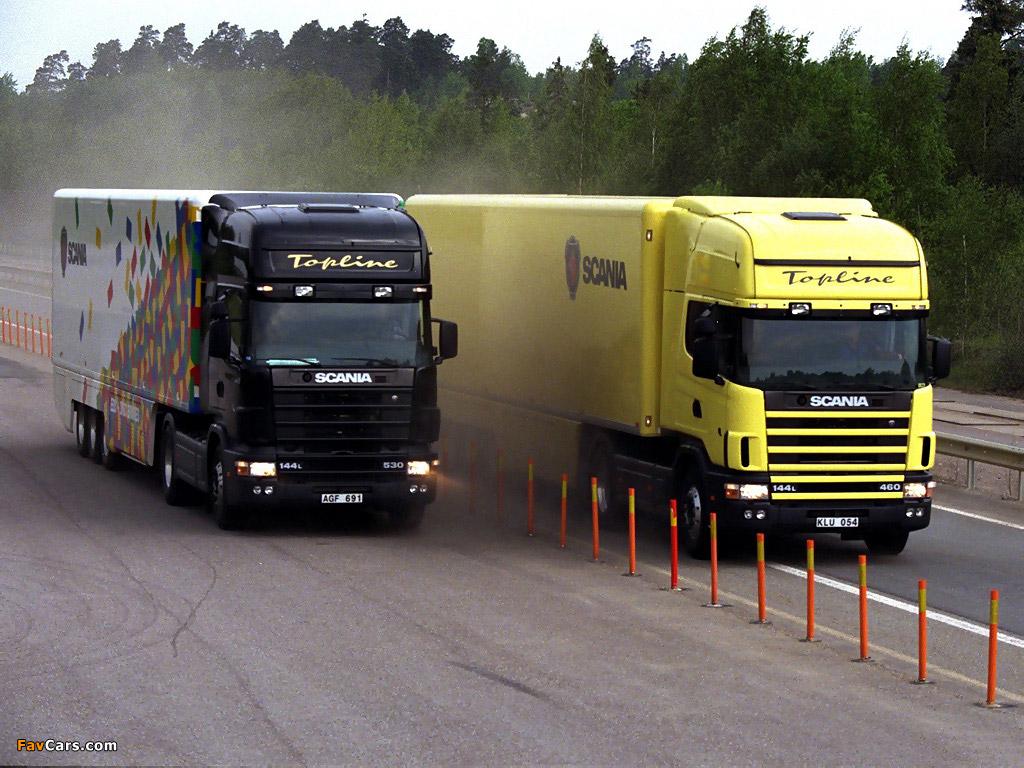 Scania IV Series 1995–2007 photos (1024 x 768)
