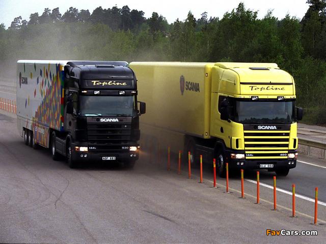 Scania IV Series 1995–2007 photos (640 x 480)