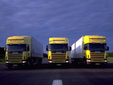 Scania IV Series 1995–2007 wallpapers