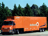 Scania T124G 360 4x2 1995–2004 wallpapers