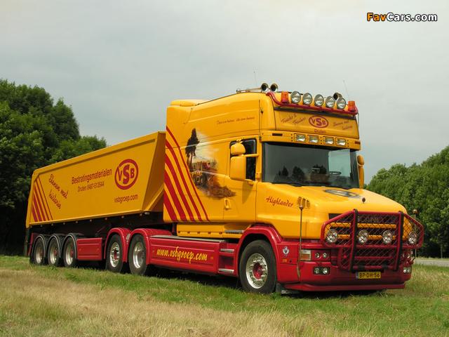 Scania Longline 2002–04 images (640 x 480)