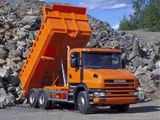 Scania T114G 340 6x4 Tipper 1995–2004 wallpapers