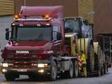 Scania T164GA 580 6x4 1995–2004 wallpapers