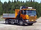 Scania P94G 260 4x2 1995–2004 wallpapers