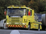 Scania P94GB 310 4x2 Crew Cab Tow Truck 1995–2004 wallpapers