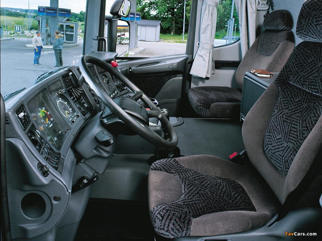 Scania R144L 460 4x2 Topline 1995–2004 wallpapers (1024 x 768)