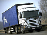 Scania 124L 400 4x2 1995–2004 wallpapers