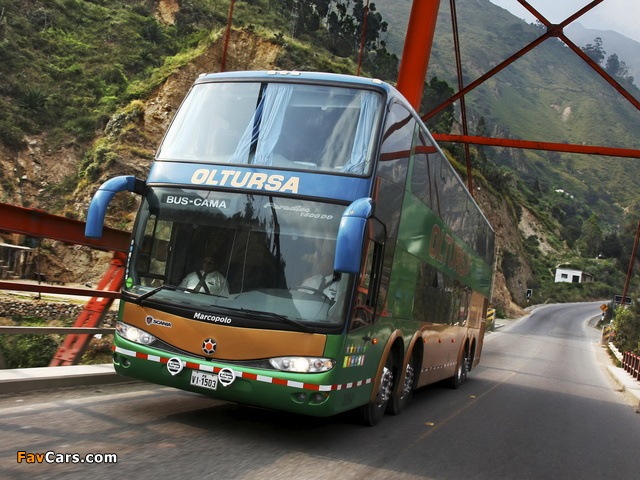 Marcopolo Scania K124 Paradiso 1800 DD 8x2 2002 wallpapers (640 x 480)