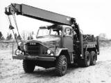 Scania LA82 1961 pictures