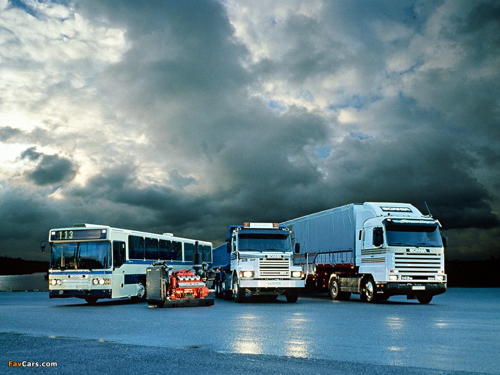 Photos of Scania (1024 x 768)