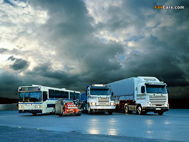 Photos of Scania (640 x 480)