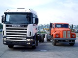 Photos of Scania R114 GA 4x2 360 & L111
