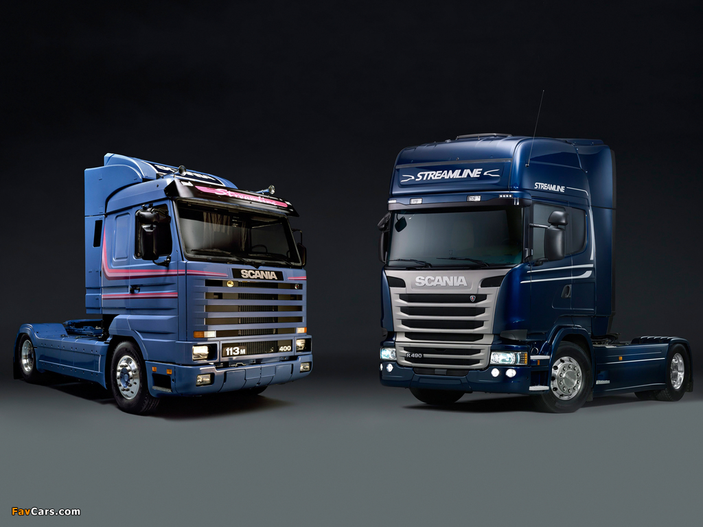 Scania images (1024 x 768)