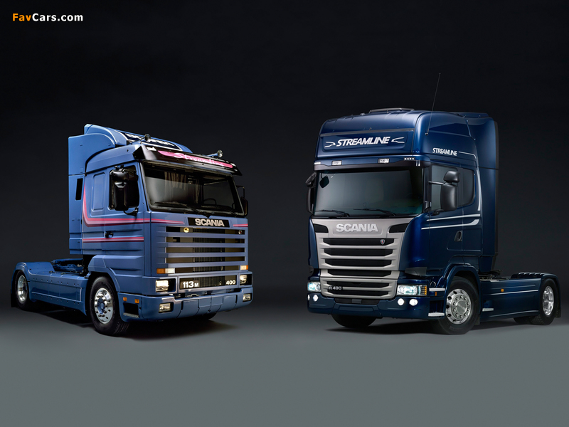 Scania images (800 x 600)
