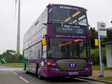 Images of Scania OmniCity DD Ethanol Bus 2009