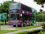 Scania OmniCity DD Ethanol Bus 2009 wallpapers