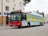 Images of Scania OmniLink Hybrid Ethanol Bus 2009