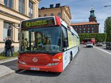 Scania OmniLink Hybrid Ethanol Bus 2009 wallpapers