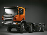 Images of Scania P380 8x4 2004–10