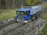 Images of Scania P420 8x6 Tipper 2004–10