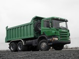 Images of Scania P380 6x4 Tipper 2004–10
