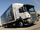 Images of Scania P270 6x4 BR-spec 2004–11