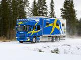Images of Scania P340 6x4 Crew Cab Topline 2008–10
