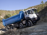 Images of Scania P420 8x4 Tipper Off-Road Package 2011