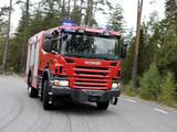 Photos of Scania P380 4x4 Crew Cab Fire Engine 2005–10