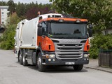 Photos of Scania P310 6x2 Rolloffcon 2011