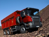 Pictures of Scania P340 6x4 Tipper 2005–10