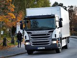 Pictures of Scania P310 4x2 2011