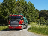 Scania P420 6x2 2004–10 images