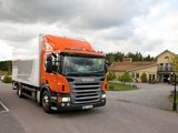 Scania P230 4x2 2004–10 images
