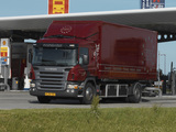 Scania P270 4x2 2004–10 images