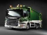 Scania P270 6x2 Rolloffcon 2004–10 images