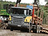 Scania P380 6x4 Timber Truck 2004–10 photos
